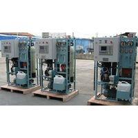 Marine RO reverse osmosis marine seawater desalination water plant