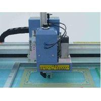 Photo frame card paper carved pattern cutting machine