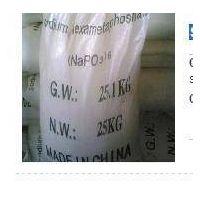 Sodium hexametaphosphate thumbnail image