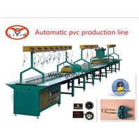 Soft PVC rubber keychain making machine