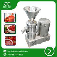 (2.Best tomato sauce grinder high yield sauce making machine thumbnail image