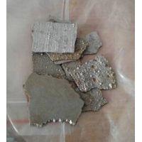 Electrolytic iron flake high purity