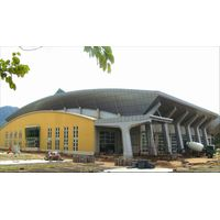 Suzhou Steel Space Frame College Gymnasium