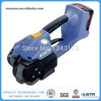 ZONESUN OR-T 250 Battery powered plastic strapping tool machine thumbnail image