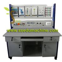 MCU Training Equipment Micro Processor Trainer Teaching Equipment Didactic Equipment