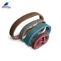 non woven nylon abrasive sanding cloth roll soft