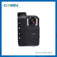 CKSIN Wireless ip 6000mAh battery police video body worn camera DSJ-A7 thumbnail image