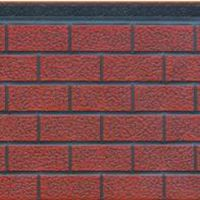 standard brick like Decorative Exterior Wall Siding Panels