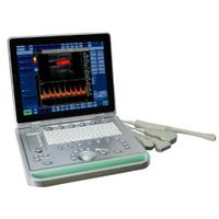 3D Laptop Ultrasound Color Doppler with convex probe SGC2