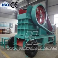 portable mini diesel jaw crusher price for sale in Iloilo Philippine