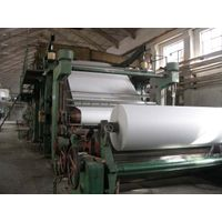 2-5t/d Paper Production Line Toilet Tissue Paper Making Machine From Wood Pulp Straw Cotton thumbnail image