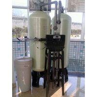 Timed  Water Softener Tank