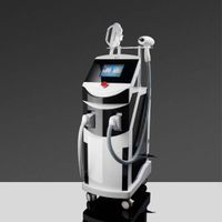 2013,New arrival!! IPL+RF+YAG beauty machine with CE approved,OEM&ODM thumbnail image