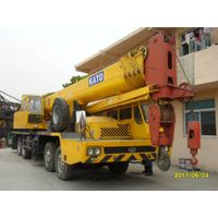 Used KATO crane NK-550E  from Japan