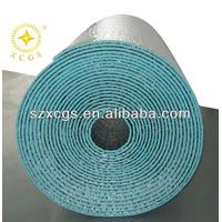 Shenzhen Star High reflective Insulation Aluminum Foil XPE Foam Heat Insulation Material/ XPE Radian