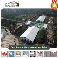 Factory manufacturing prices outdoor large marquee tents for sale