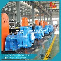 wear resistant A05 high chrome alloy slurry pump mining ash pump thumbnail image