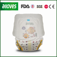 Alloves breathable soft baby pants for active babies thumbnail image