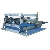 20 motor glass straight line double edging machine