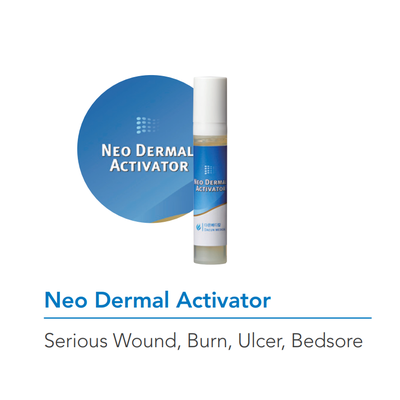 Neo Dermal Activator for Dermal wound and Surgical Wound Care