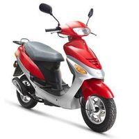 EEC/EPA gas scooter JAZZ 50 50QT-2D