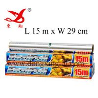 Home Foil Roll For Cooking & Food Wrapping ( L 15 m x W 29 cm )