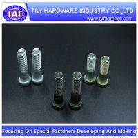 A-1005 wheel bolt zp/zyp/zinc green plated/HDG/DAC