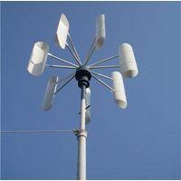 vertical axis wind turbine generator 2KW