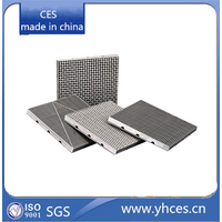 Stainless Steel Entrance Grating,Stainless Steel Floor Mat For The Hotel,Entrance Flooring Systems