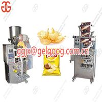 Potato Chips Packing Machine On Sale