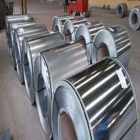 Pre-coated galvanized steel coil