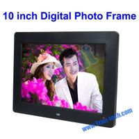 High Definition 10 inch LCD Digital Photo Frame thumbnail image