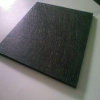 Reinforced fiber glass materials