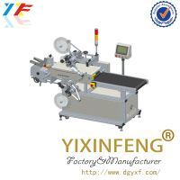 YF-350 protective film double side labeling machine