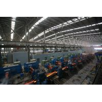 Angal Steel, I Beam, H Beam, U Bar/ Channel Beam, Other Section Steel Production Line thumbnail image