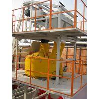 Mobile Concrete Mixing Machine YHZS50