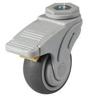 Nylon Yoke Medical caster wheel,medical equipment caster