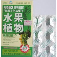 Reduce weight fruta planta weight loss capsule