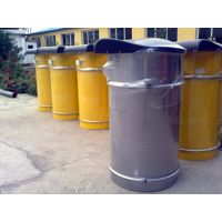 Top of Cement silo filter dust collector with Automatic control