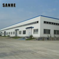 Factory Price Steel Structure Workshop and Prefabricated Steel Structure Building or Steel Fabricati
