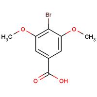 4-Bromo-3,5-dimethoxybenzoic acid