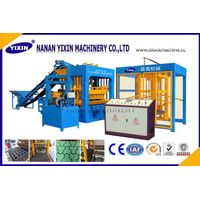 Fully Automatic Cement Block Making Machine QT9-15 for making hollow blocks thumbnail image