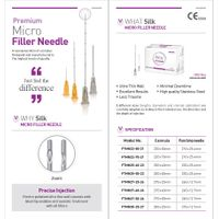 SIlk - Micro Filler Cannula (CE approved) thumbnail image