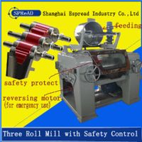 Three Roll Mill for printing ink thumbnail image
