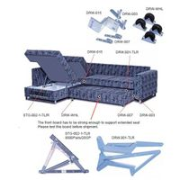 Draw Out sofabed mechanism thumbnail image
