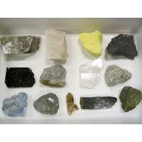 Minerals and none metals thumbnail image