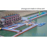Pontoon Float Swimming Pool in Chongqin