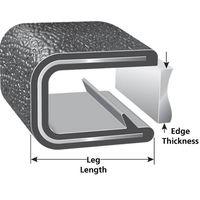 rubber edge trim seal pvc strip profille thumbnail image