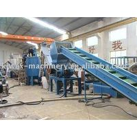 PE/PP/PS washing and recycling machine