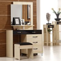 High-end atmosphere simple style white dresser